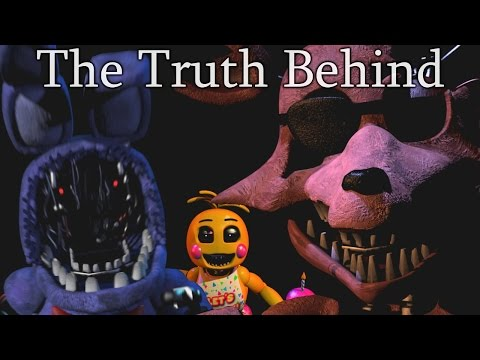 The Truth Behind: 'Five Nights at Freddy's 2'- Is it a prequel?