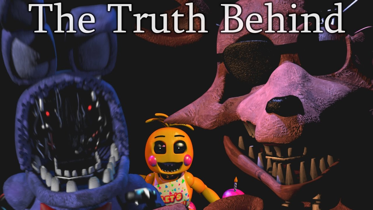 The truth behind five nights at freddy s 2 is it a prequel