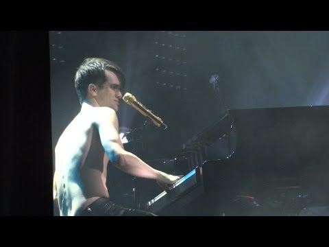 Panic! At The Disco, Live @ Stadium, Moscow, 02.06.2016 (Full Concert)