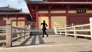 Chinese classical dancing
