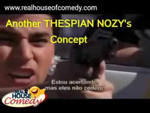 Download Hollywood police officers vs Nollywood police men (Real House Of Comedy) (Nigerian Comedy)
