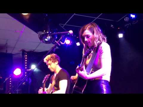 Striking Matches New Song Live in Leeds 31st May 2017