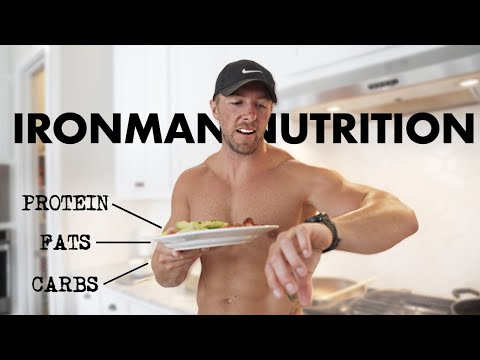 My Diet While Training For An Ironman | FULL DAY OF EATING
