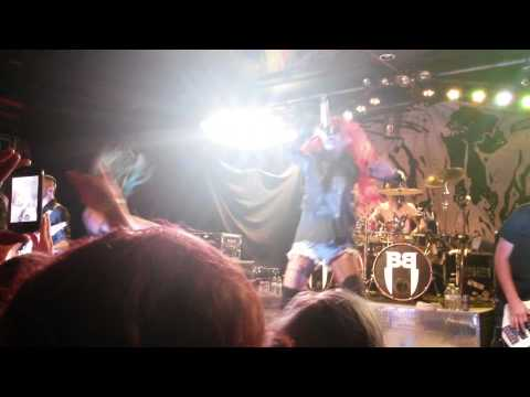 NEW BUTCHER BABIES TRACK (Live @ The Music Factory Battle Creek, MI 5-19-15)