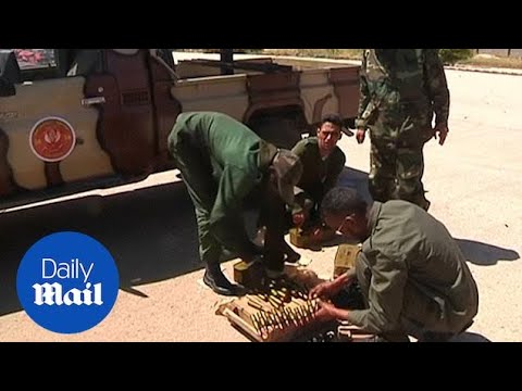 Libyan GNA forces launch military operation as LNA heads to Tripoli