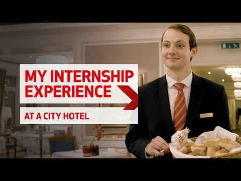 My Hospitality Internship At A 4-Star City Hotel in Zurich