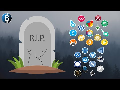 Theory: More cryptocurrencies must DIE before the BEAR MARKET will recover!