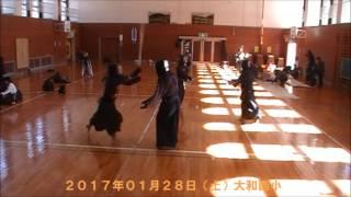 170128.はちしん剣道稽古