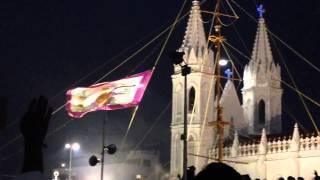 Velankanni Feast 2014 Flag Hoisting with Song