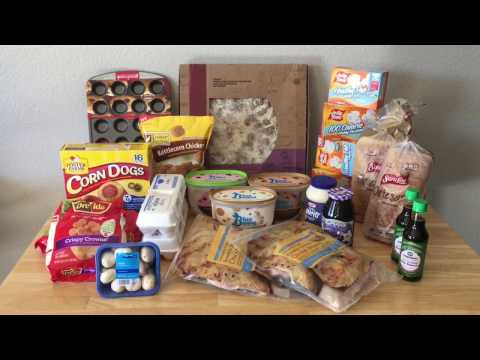 Only $41.73!!! Safeway coupon grocery deals!!! Grocery on a budget! Under $50! Couponing on a budget