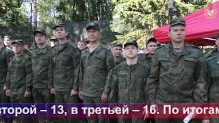 В Балашихе финишировал этап Спартакиады ЦОВУ МО РФ по пейнтболу