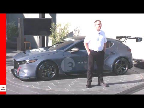 2020 Mazda 3 TCR Unveiling