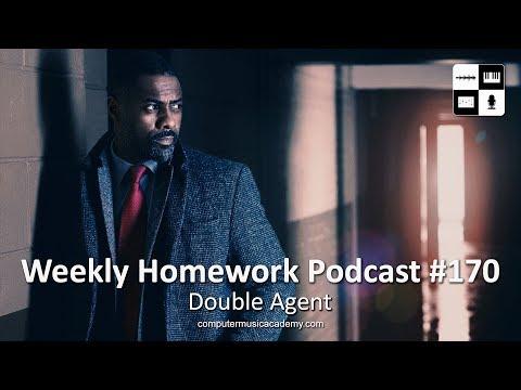 Spy & Detective Movies - Weekly Homework Podcast #170