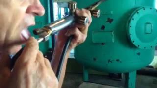 Резак ( пропан)  - правильно настроить (пошагово).Cutter - set up correctly (step by step).