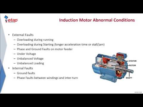 Induction Machine   Part III - Motor Protection