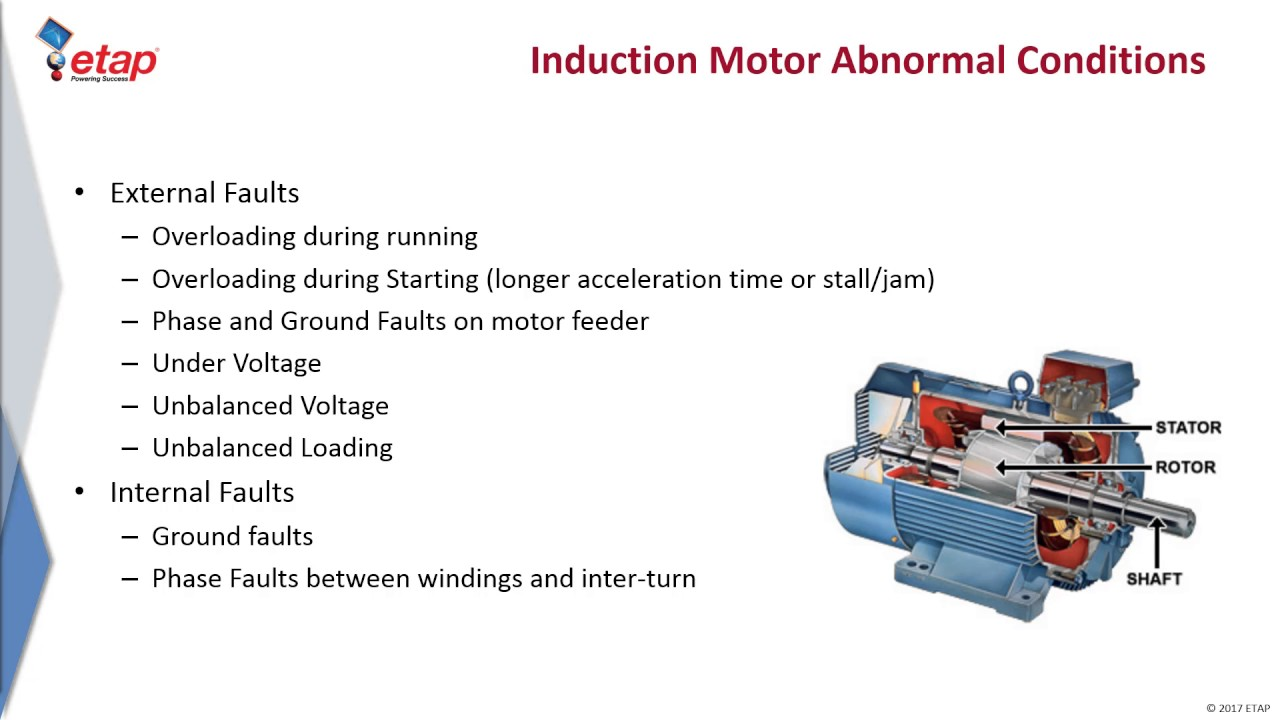 Induction machine part iii motor protection youtube for Abb motor protection relay catalogue