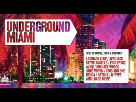 Underground Miami (Ministry of Sound) Mega Mix