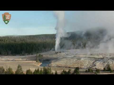 Yellowstone - Geyser Yupdate  13 October 19