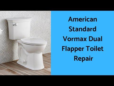 American Standard Vormax Dual Flapper 7381657-200.0020A