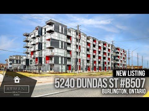 SOLD! 5240 Dundas St #B507 In Burlington! (Toronto Ontario, Canada)