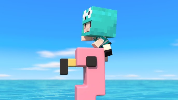????Fishing! : Minecraft Animation