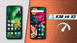 Redmi K30 vs Realme X2 Speedtest - Which Snapdragon 730G is Faster?