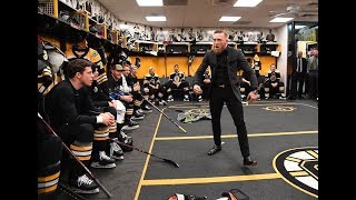 Conor McGregor drops first Puck for Boston Bruins, Fans Go Crazy