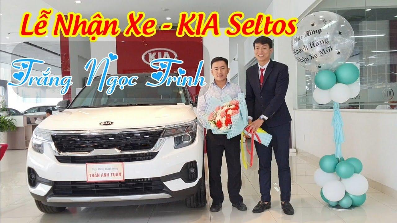 """Lễ nhận xe """"KIA Seltos"""" tại KIA Bình Phước"""