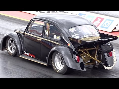 LEGENDS 06 - SAM YOUNG - 8 SECOND ELECTRIC VW BEETLE