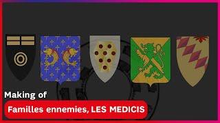 LES MEDICIS, Maîtres de Florence. FAMILLES ENNEMIES. En exclusivité sur SFR Play