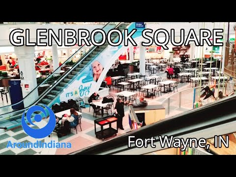 Mall Tour - Glenbrook Square Mall - Fort Wayne, Indiana