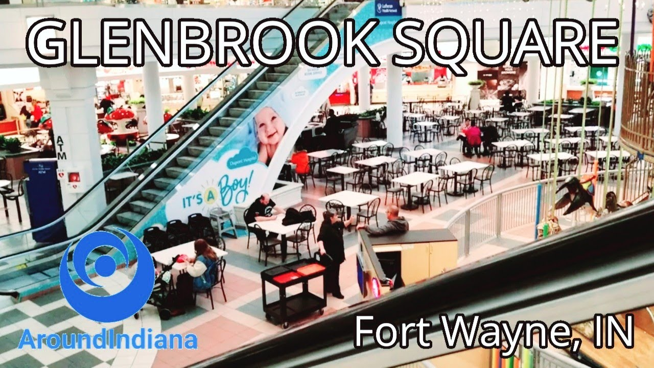 Fort Wayne Mall >> Mall Tour Glenbrook Square Mall Fort Wayne Indiana Youtube