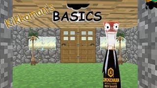 Kikkoman's Basics - Baldi's Basics In Education And Learning Mod