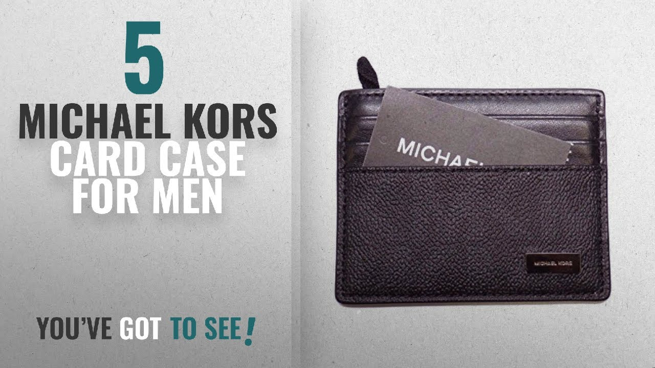 62b5e72604a1 Top 10 Michael Kors Card Case  2018