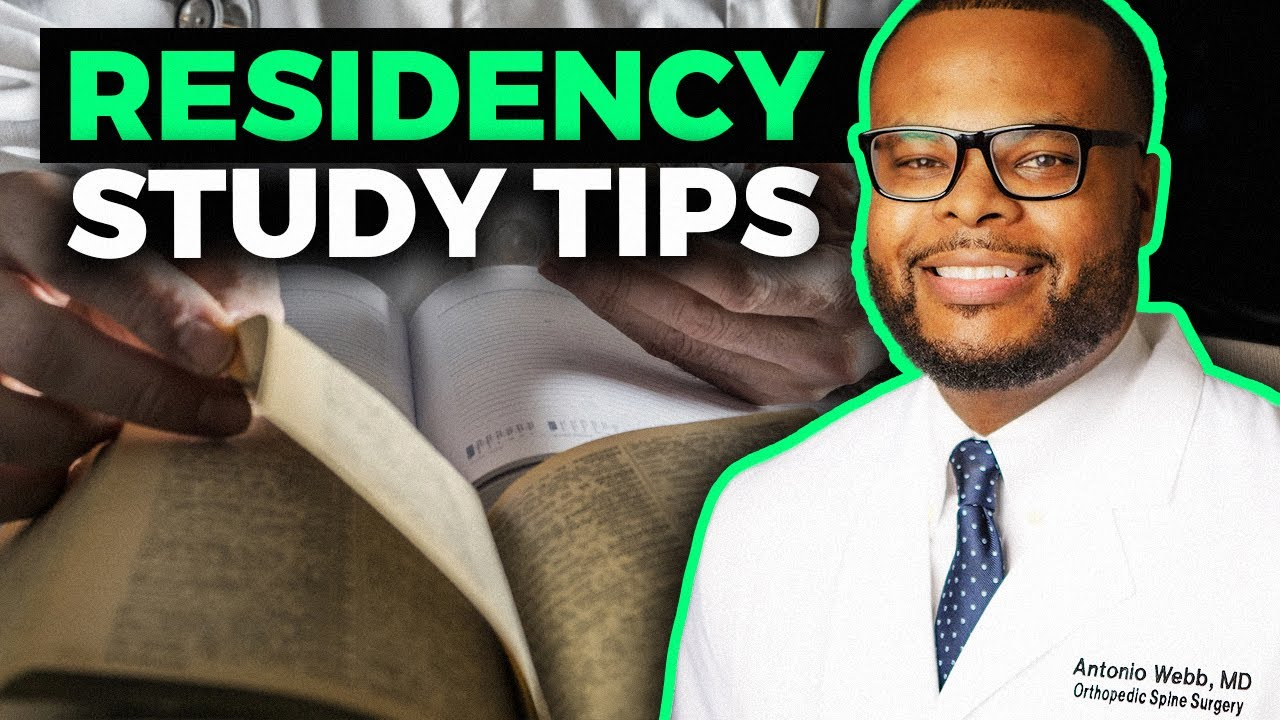 How I Study in Residency   College, Medical School, Residency Study Tips