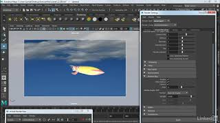 093 Create motion blur in Arnold