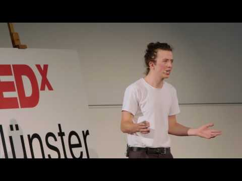 A simple way to support the homeless: Backpacks! | Aurelius Thoß | TEDxMünster
