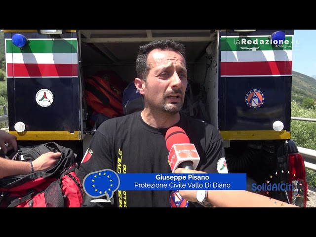 Solidalciti - intervista alla Pc Vallo di Diano e Fata Onlus
