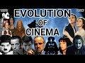 The Evolution Of Cinema (1878 - 2017)