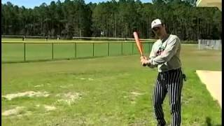 Slowpitch Mechanics Small Guys Bomb dropping technique