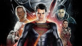 AMC Spoilers! MAN OF STEEL Review