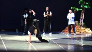 Floor Work Break Dance Gava DNA