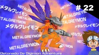 Detonado De Digimon Adventure Segunda Temporada # 22