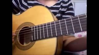 Tiễn Đưa ( Nhạc: Lê Đức Long, Thơ: Đặng Hiền ) Guitar