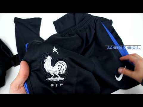 De Survêtement France Aliexpress Youtube Fans Soccer L'equipe Sur WHYDIE29