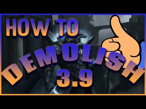 How to DEMOLISH in Path of Exile -  Easy summoner build! - EP7