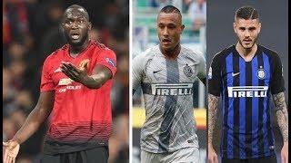 Mercato : L'Inter Milan propose deux joueurs à Man United contre Lukaku