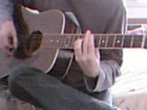 Demo Clip #1 - Fade to Black - Metallica acoustic cover