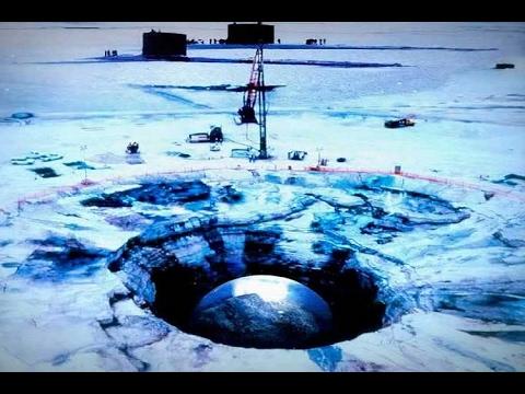 Видео, Этот инцидент произшедший в Антарктиде долго умалчивался .Тайна ледяного континента