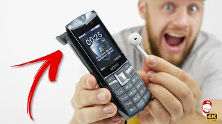 ???? Tenhle telefon v sobě skrývá fake AirPods sluchátka! Servo R26 z AliExpressu! | WRTECH [4K]